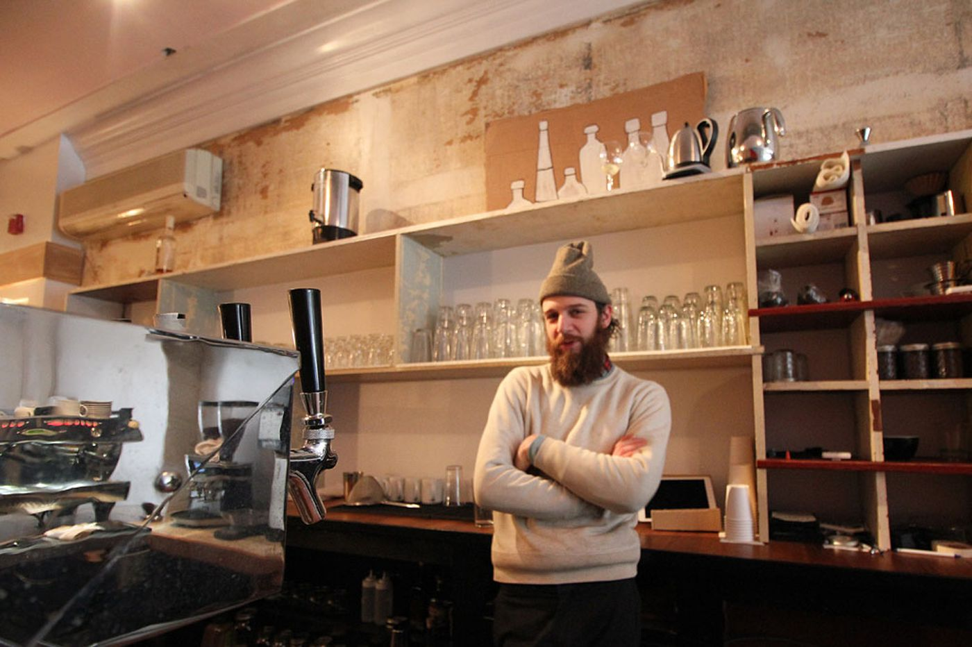 Jawnts: Coffeehouse-bar a worker collective