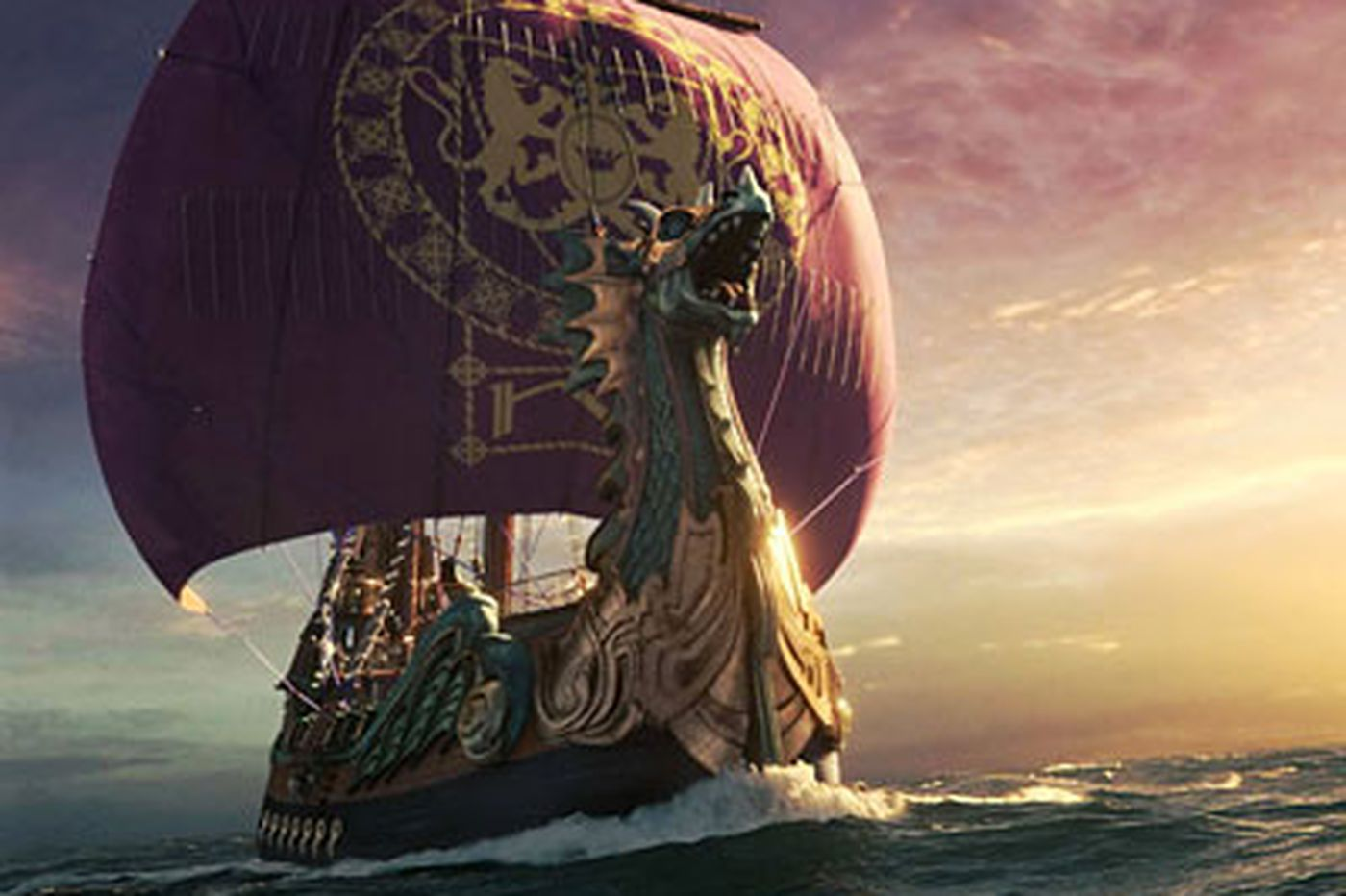 'The Chronicles of Narnia, Voyage of the Dawn Treader' is a low achiever