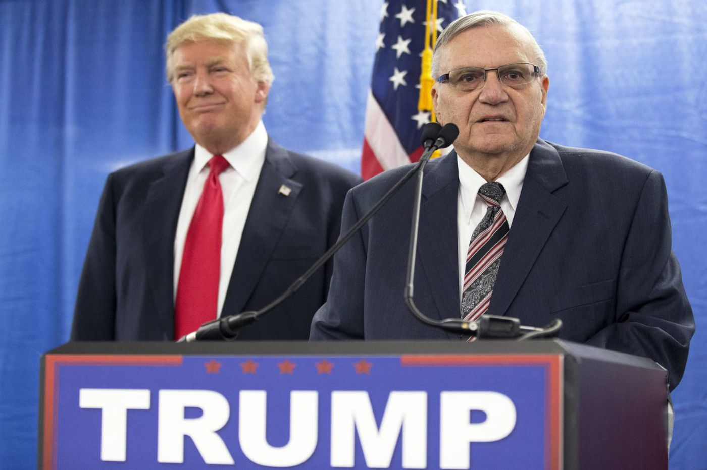Trump's reckless Arpaio pardon fuels a Category 5 constitutional crisis | Will Bunch