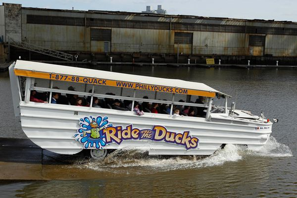 What are duck boats? An explanation of the amphibious vehicles