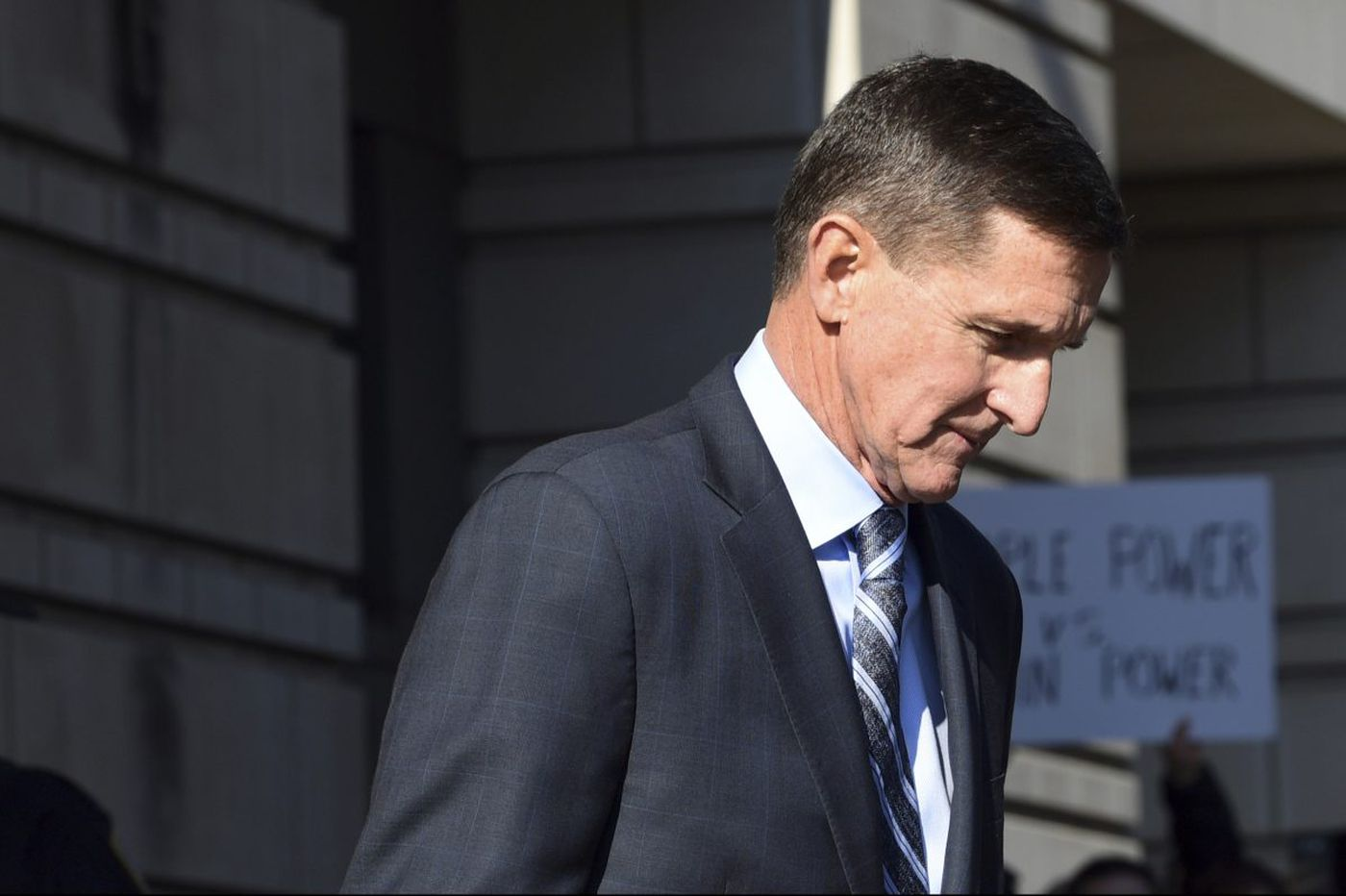 Trump legal team readies attack on Flynn's credibility
