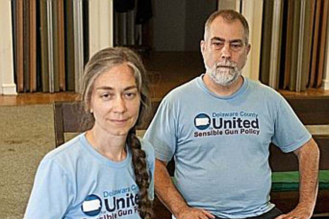 Media couple put their beliefs into action time and again