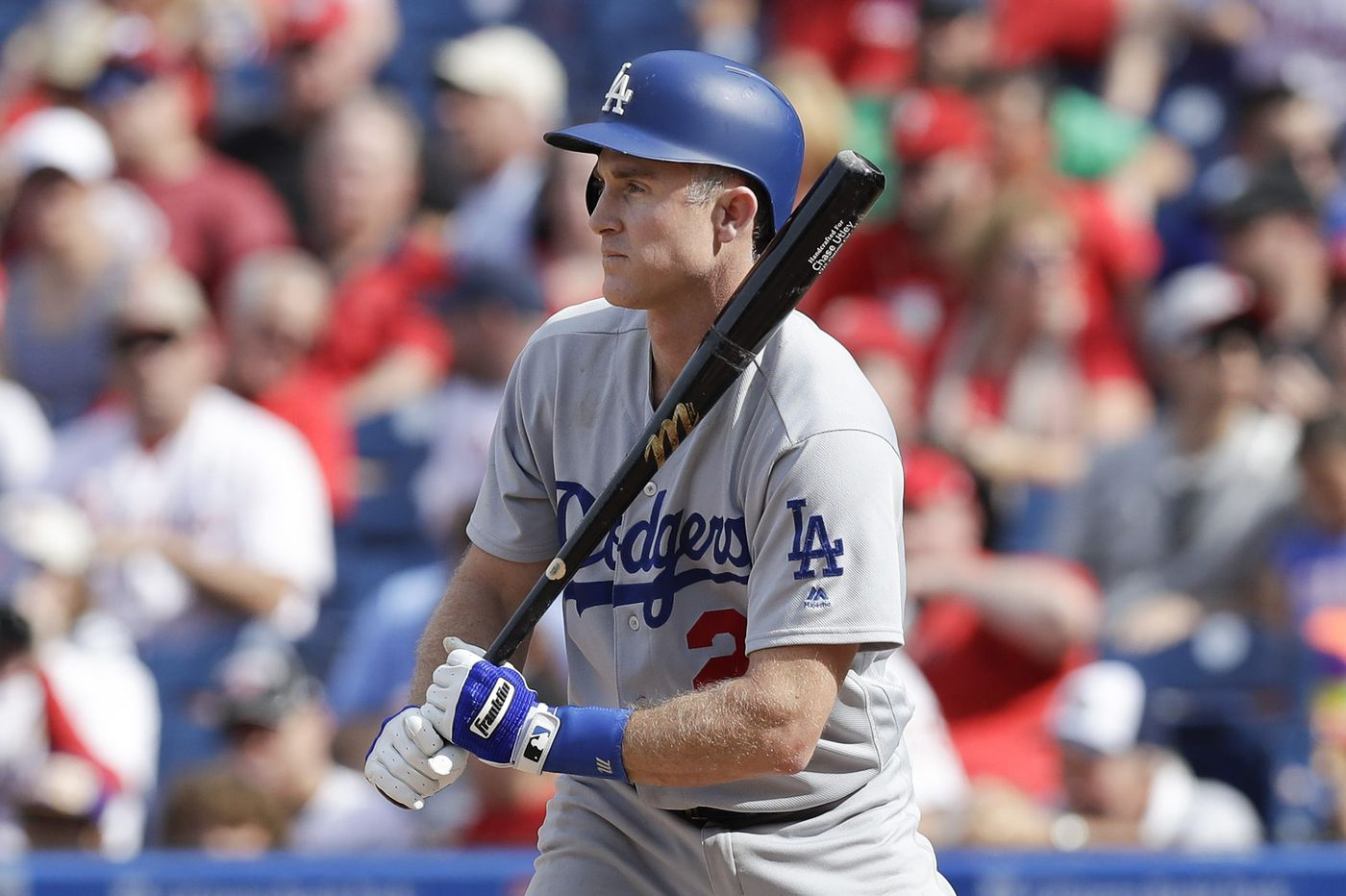 What if Chase Utley hits a grand slam against the Phillies? | Extra Innings