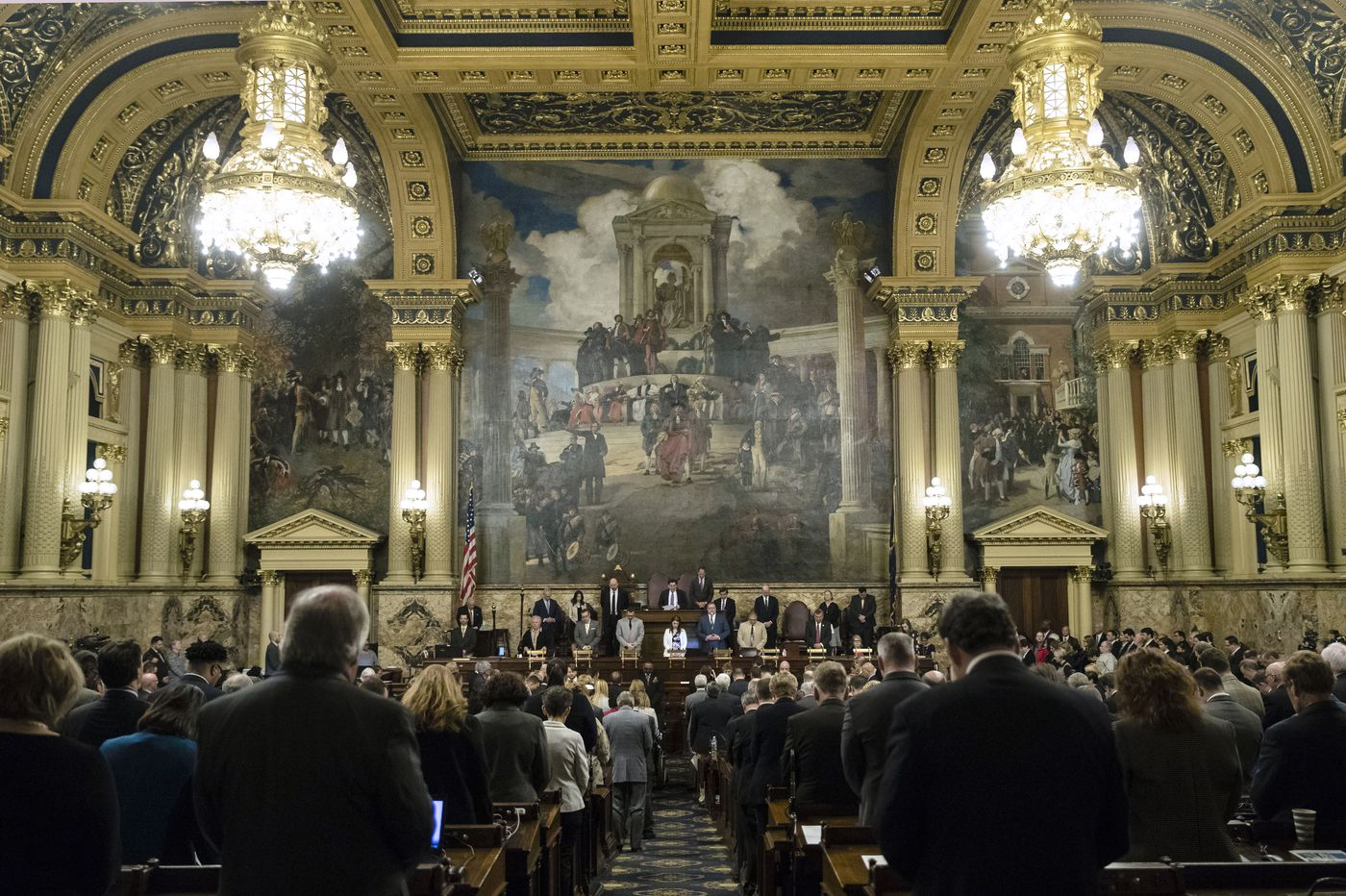 It's Pa. budget season. All Philly can do is hope for the best. | John Baer