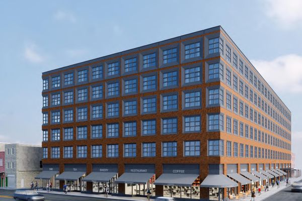Italian Market apartments are scaled back amid complaints, but parking plan still opposed