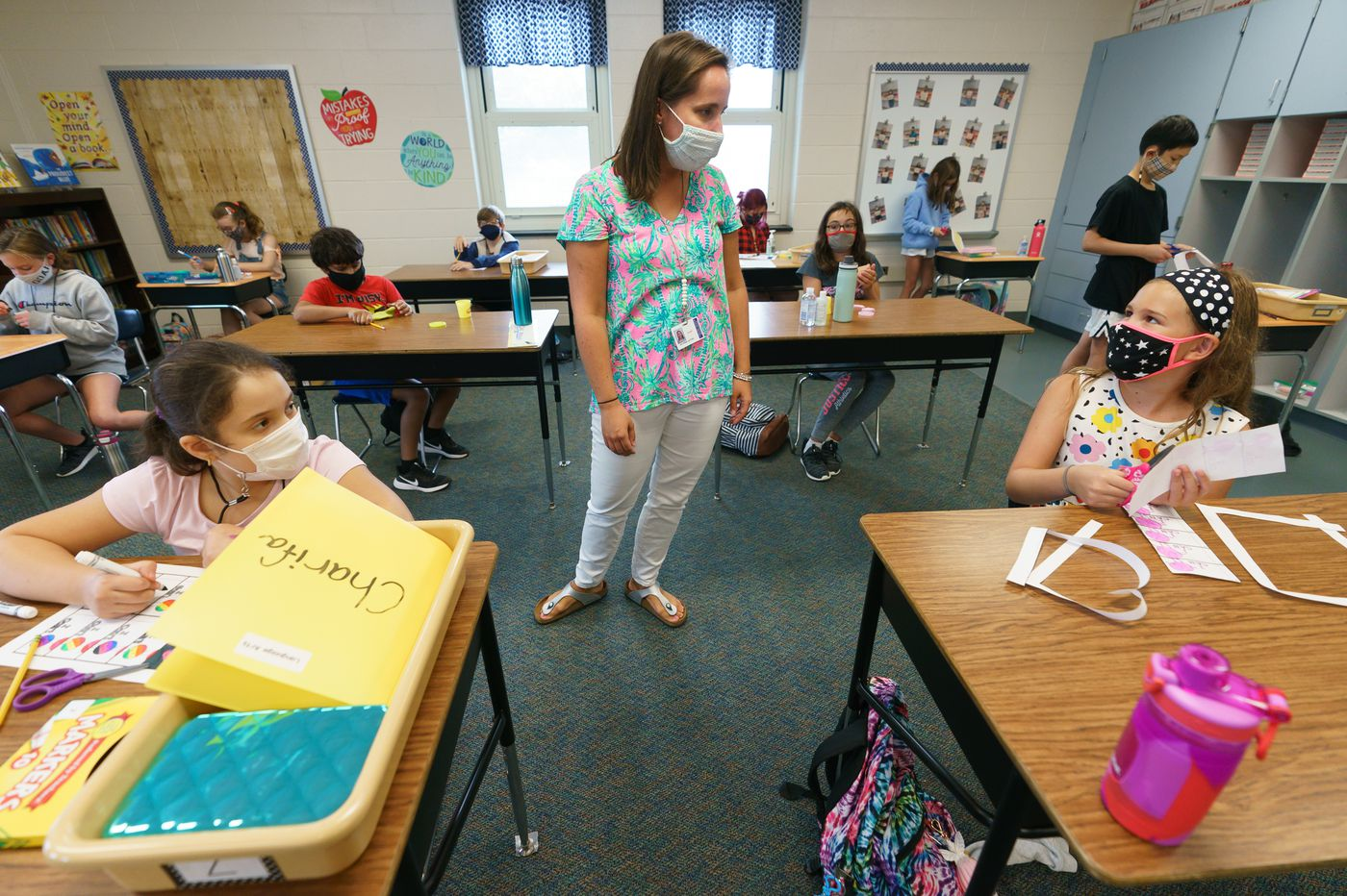 Ambler schools show in-person instruction can be done with will and resources   Maria Panaritis