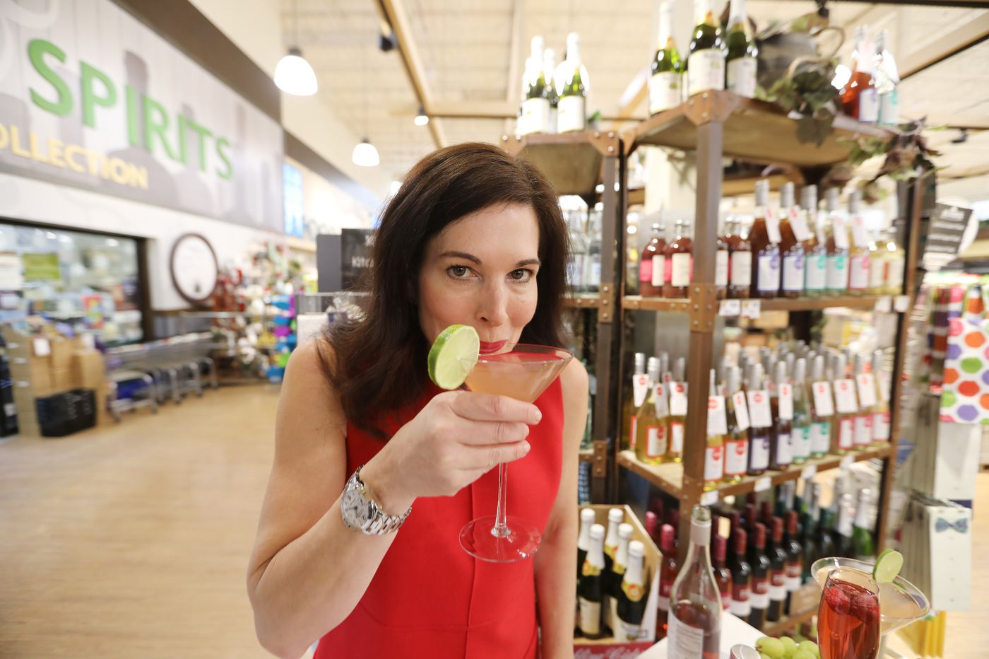 This Main Line engineer quit drinking and her job and wants to build a $10 million mocktail business