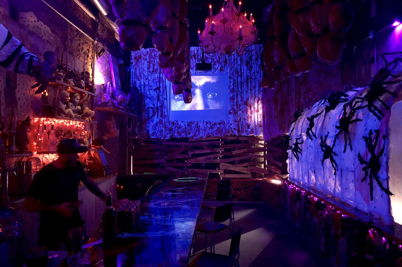 Halloween Bar Events Mobile 2020 Nightmare Before Tinsel bar will return to Center City for Halloween