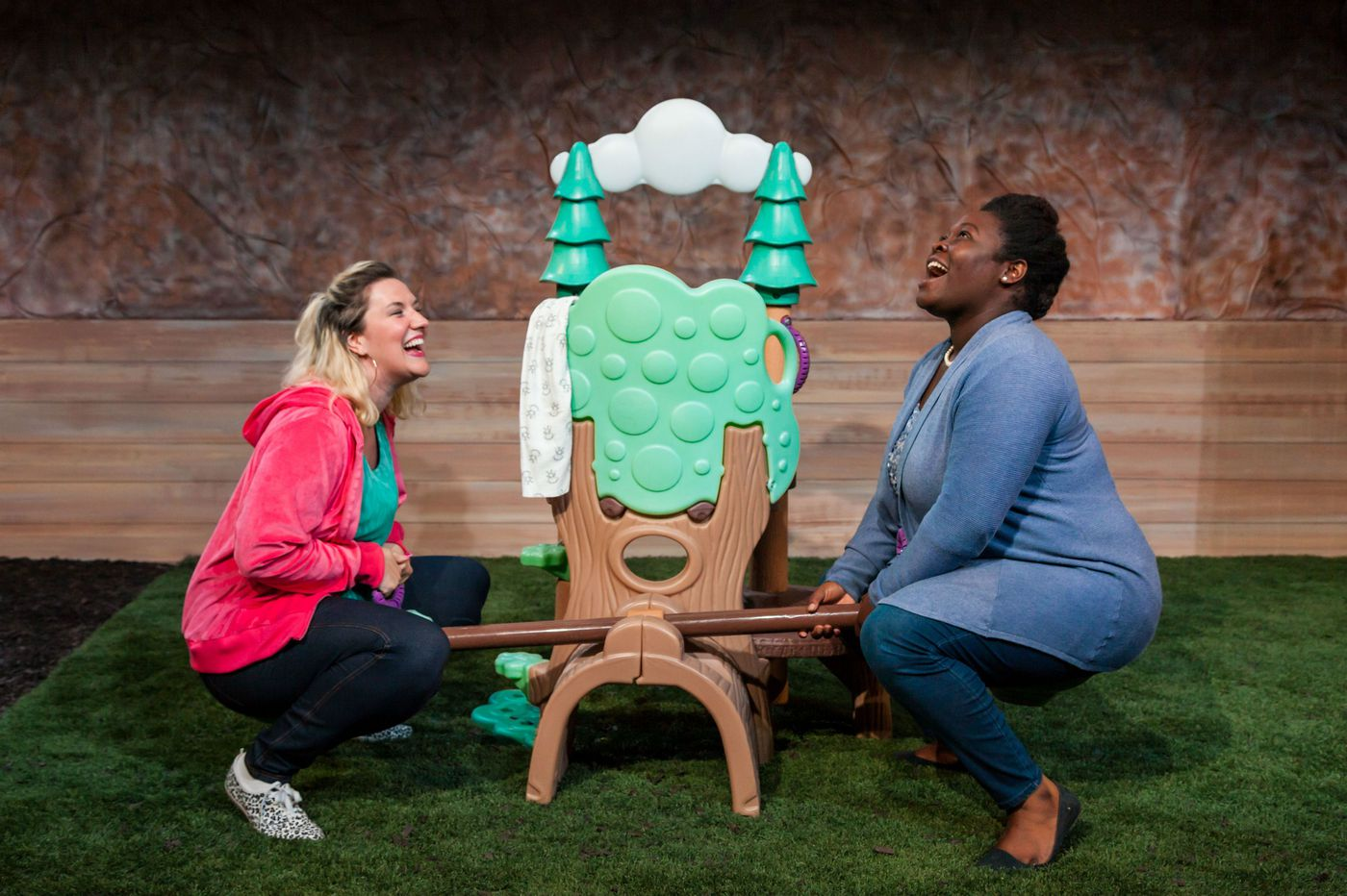 'Cry It Out' at Simpatico Theatre: Vibrant exploration of motherhood, race, and class
