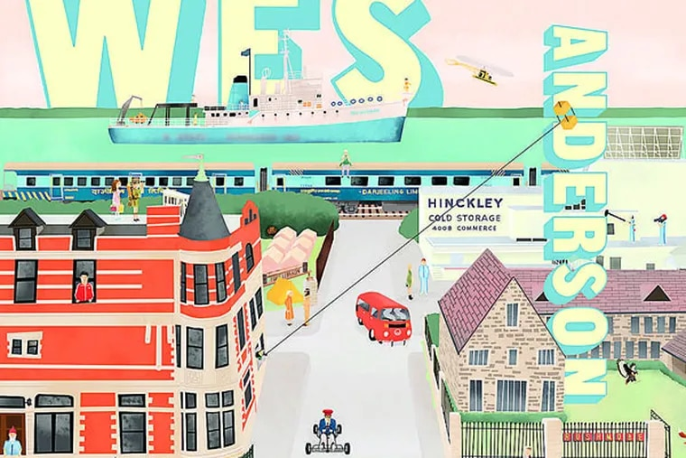 """""""The Wes Anderson Collection"""" by Matt Zoller Seitz"""