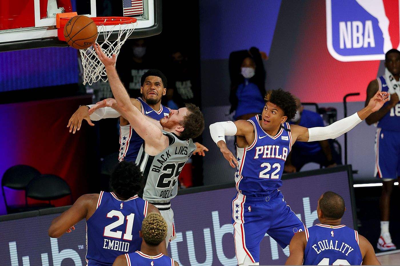 Sixers podcast: Early exit is a reality unless solid adjustments are made