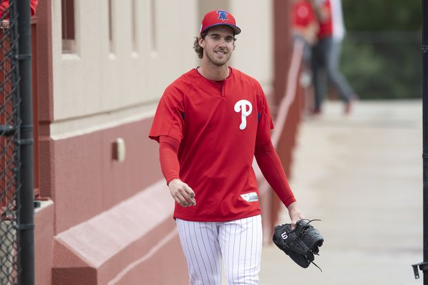 Phillies press conference on Aaron Nola's new deal | Live video