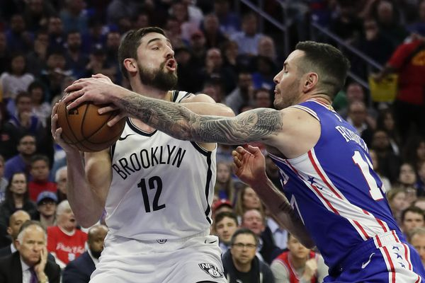 Sixers expecting Nets to ratchet up physicality