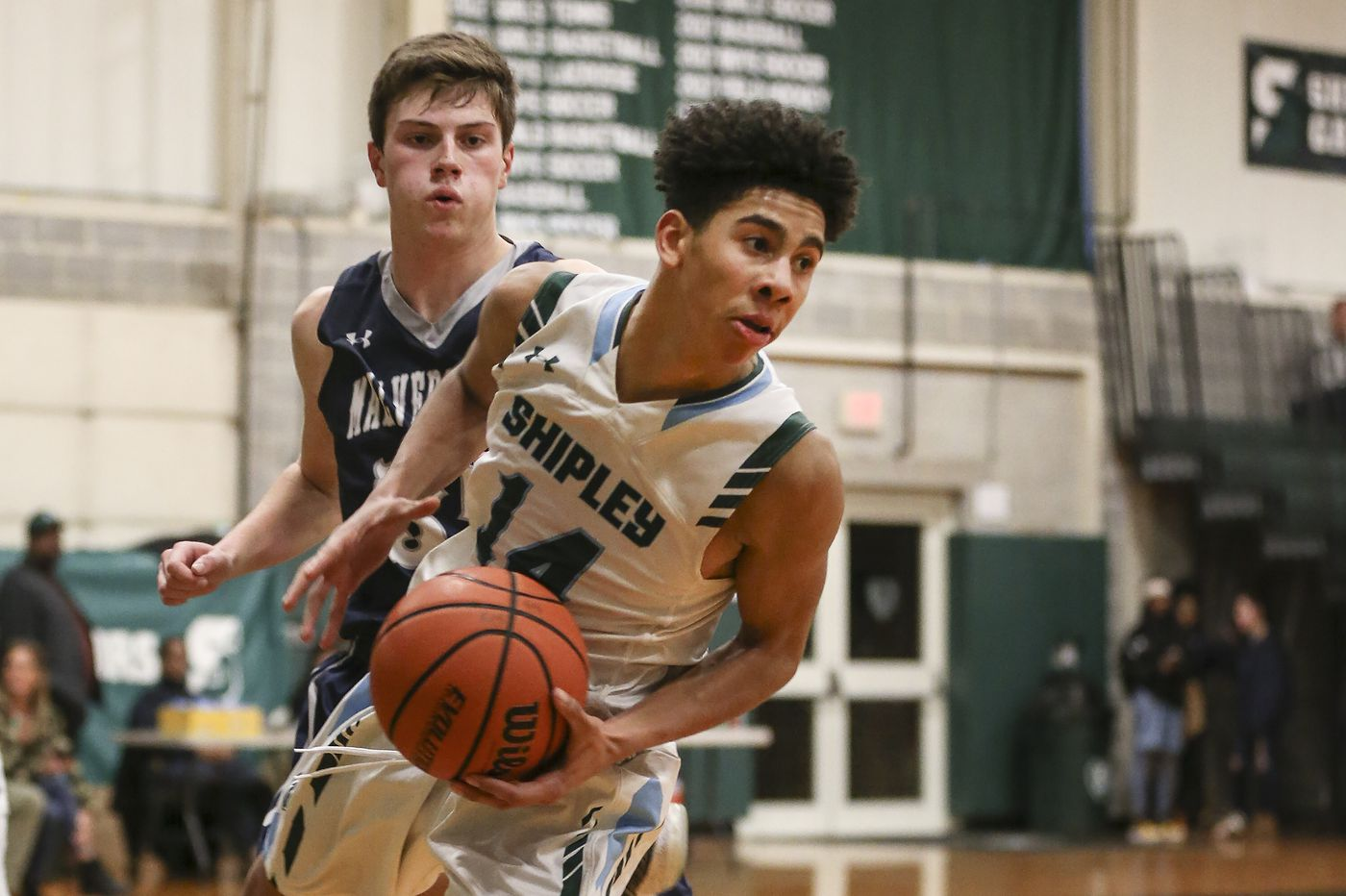 Khai Champion, new-look Shipley stay perfect with victory over undermanned Malvern Prep