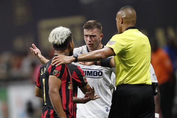 Union's playoff run ends in 2-0 loss to Atlanta United