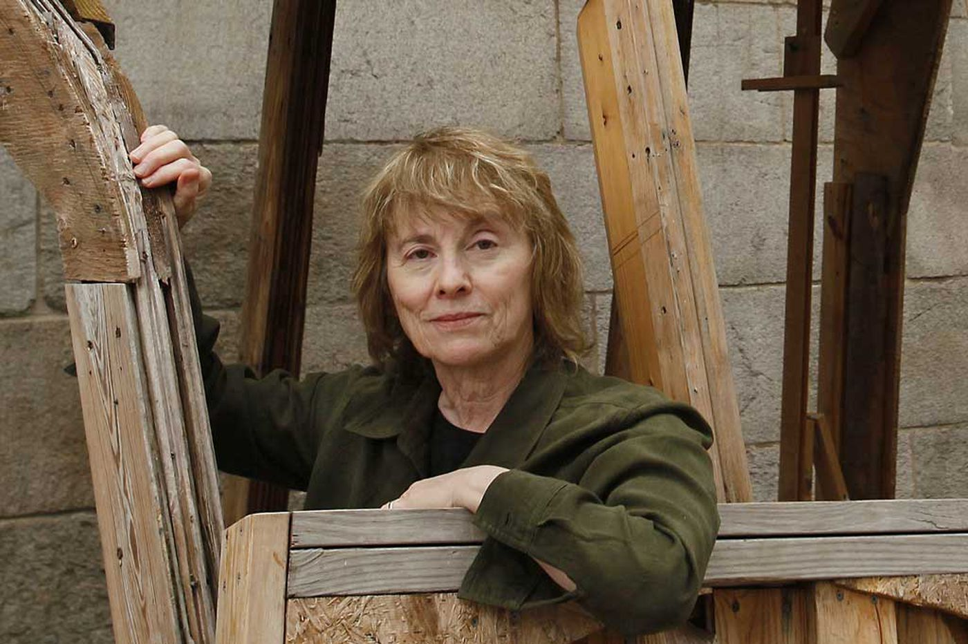 UArts students protest professor Camille Paglia for comments on transgender people, sexual assault survivors