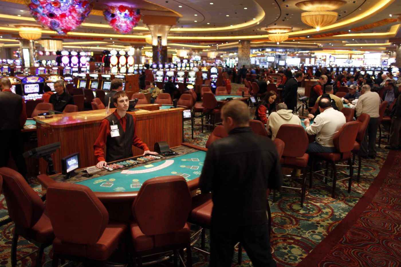 Bids fall, but Pa. mini casino licenses worth $119.5 million so far