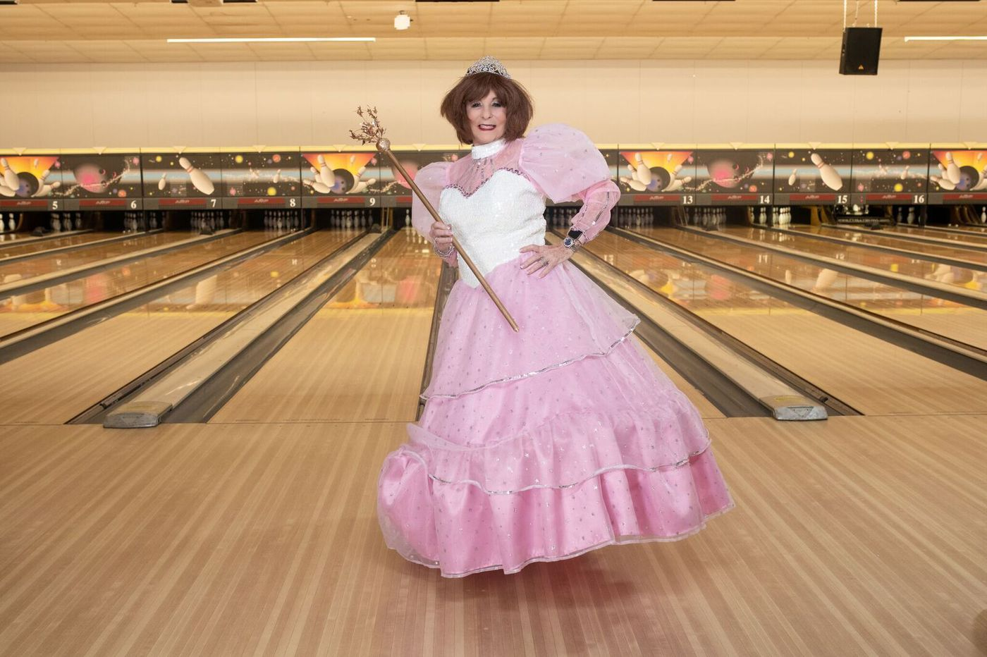 Meet Elaine Brumberg: COVID-19 survivor and Bucks County's bowling alley beauty queen