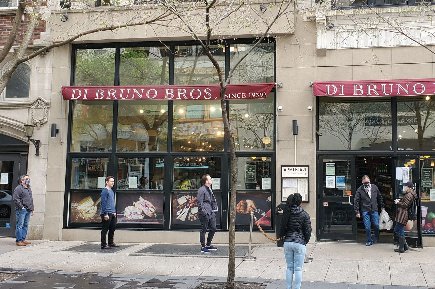 Philly police union president: Cops will boycott Di Bruno Bros. after shop revokes free lunch offer