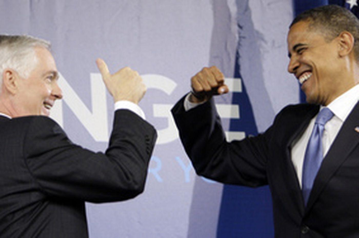 Obama, McCain spar on economy