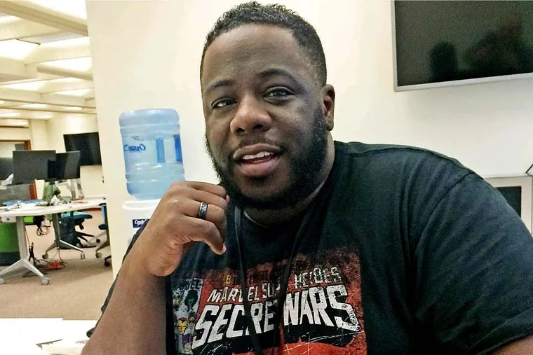 Tariq Hook is lead teacher at Zip Code Wilmington. The veteran computer engineer specializes in Java, most wanted by employers. Graduates of the first class got job offers averaging $55,000 a year.