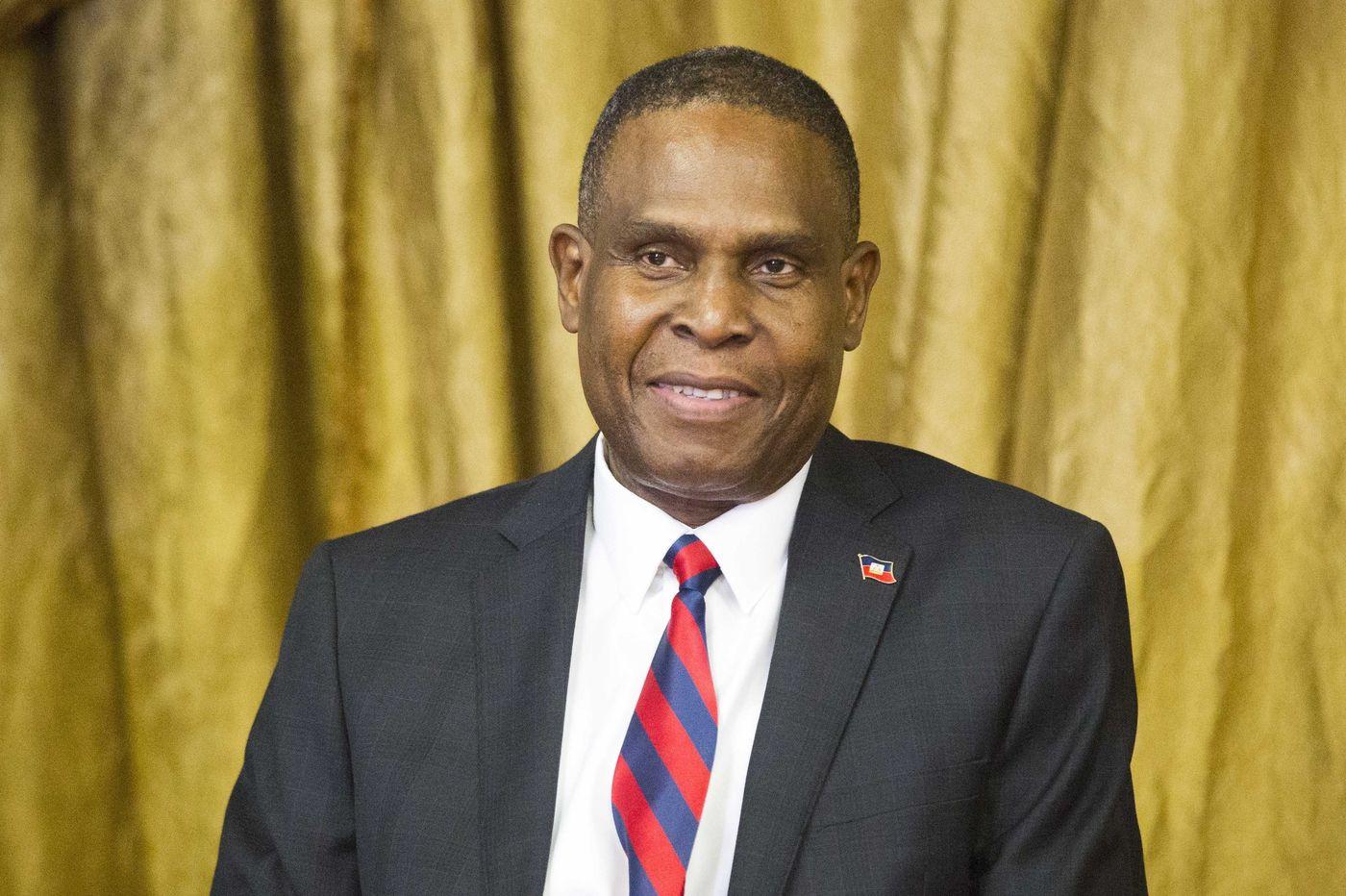 Haiti parliament ousts prime minister in no-confidence vote