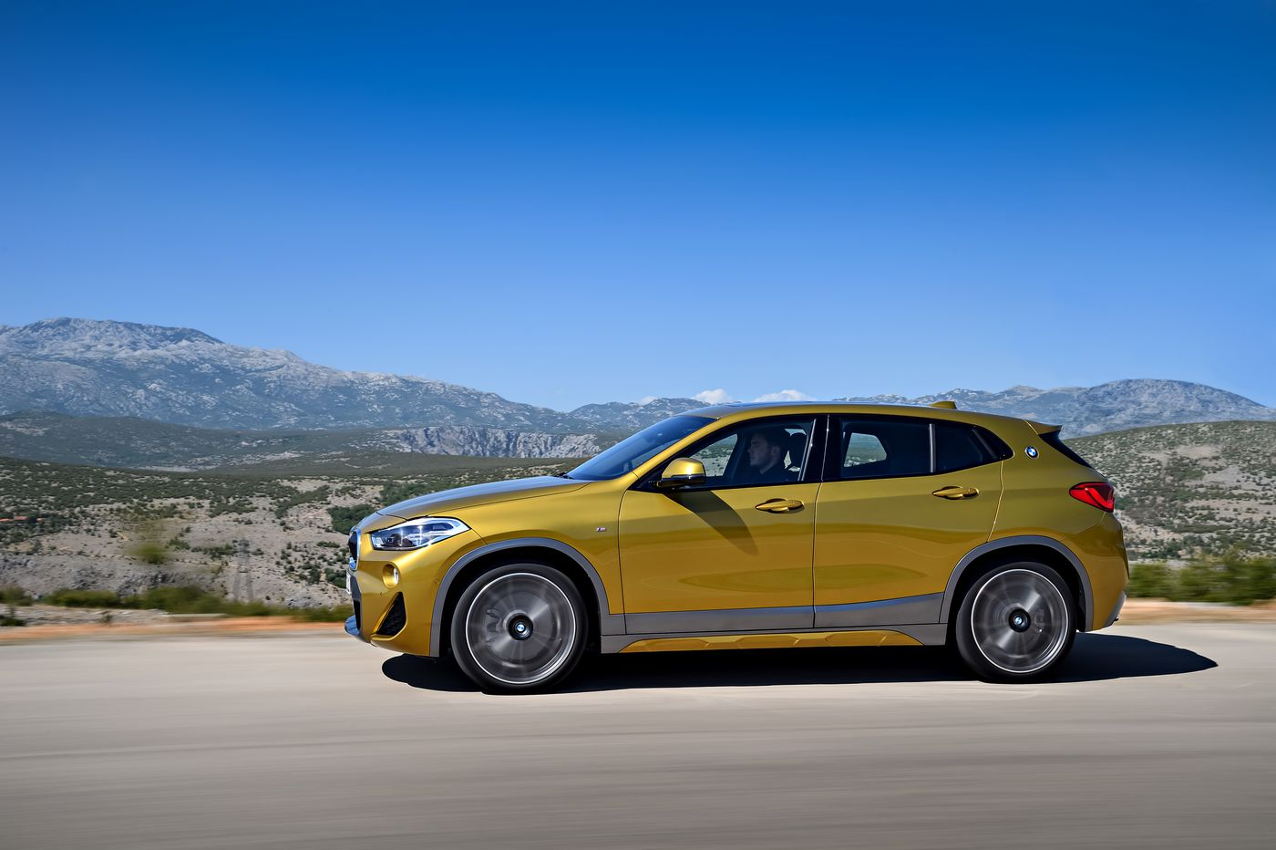 BMW X2 packs fun into a small package | Scott Sturgis
