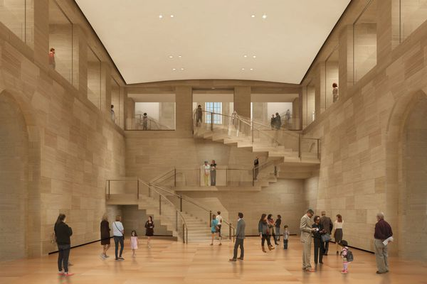Philadelphia Museum of Art ramps up big face-lift