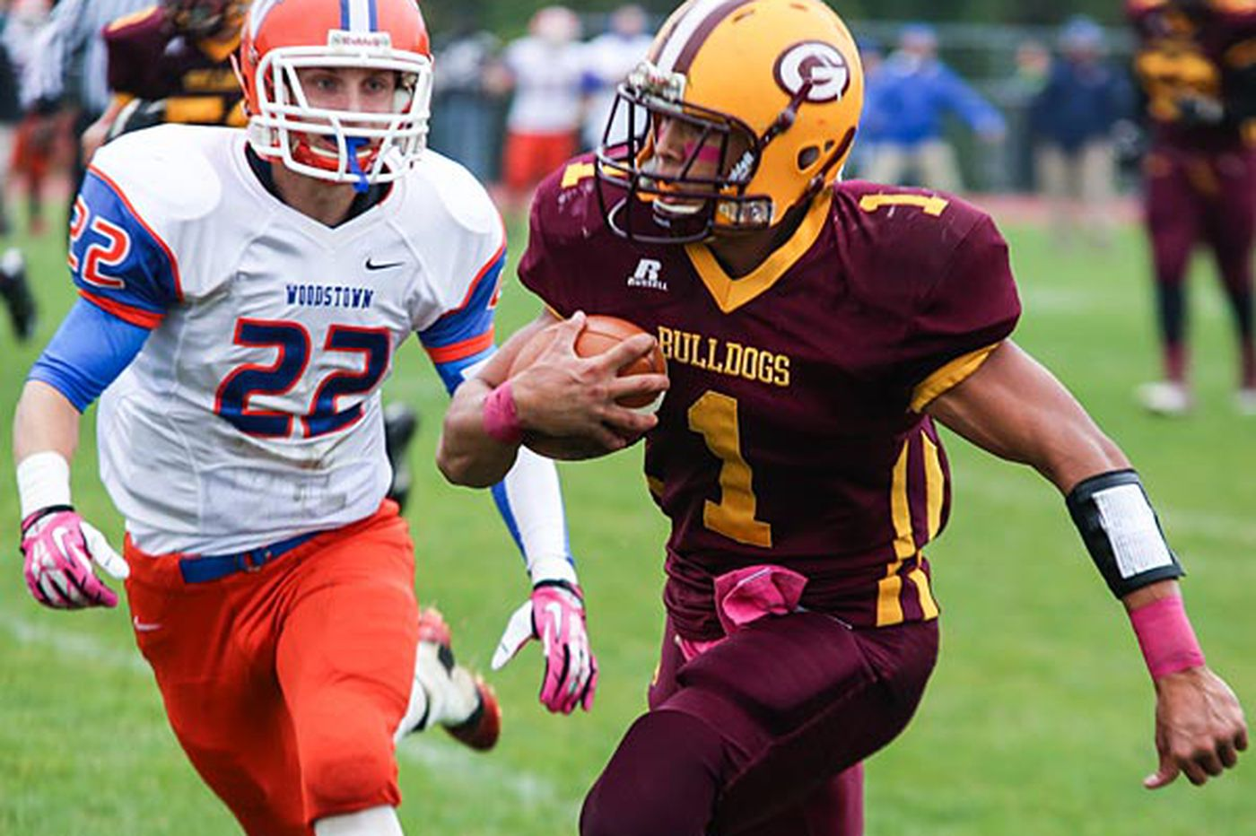 Glassboro's James follows brother to Rutgers