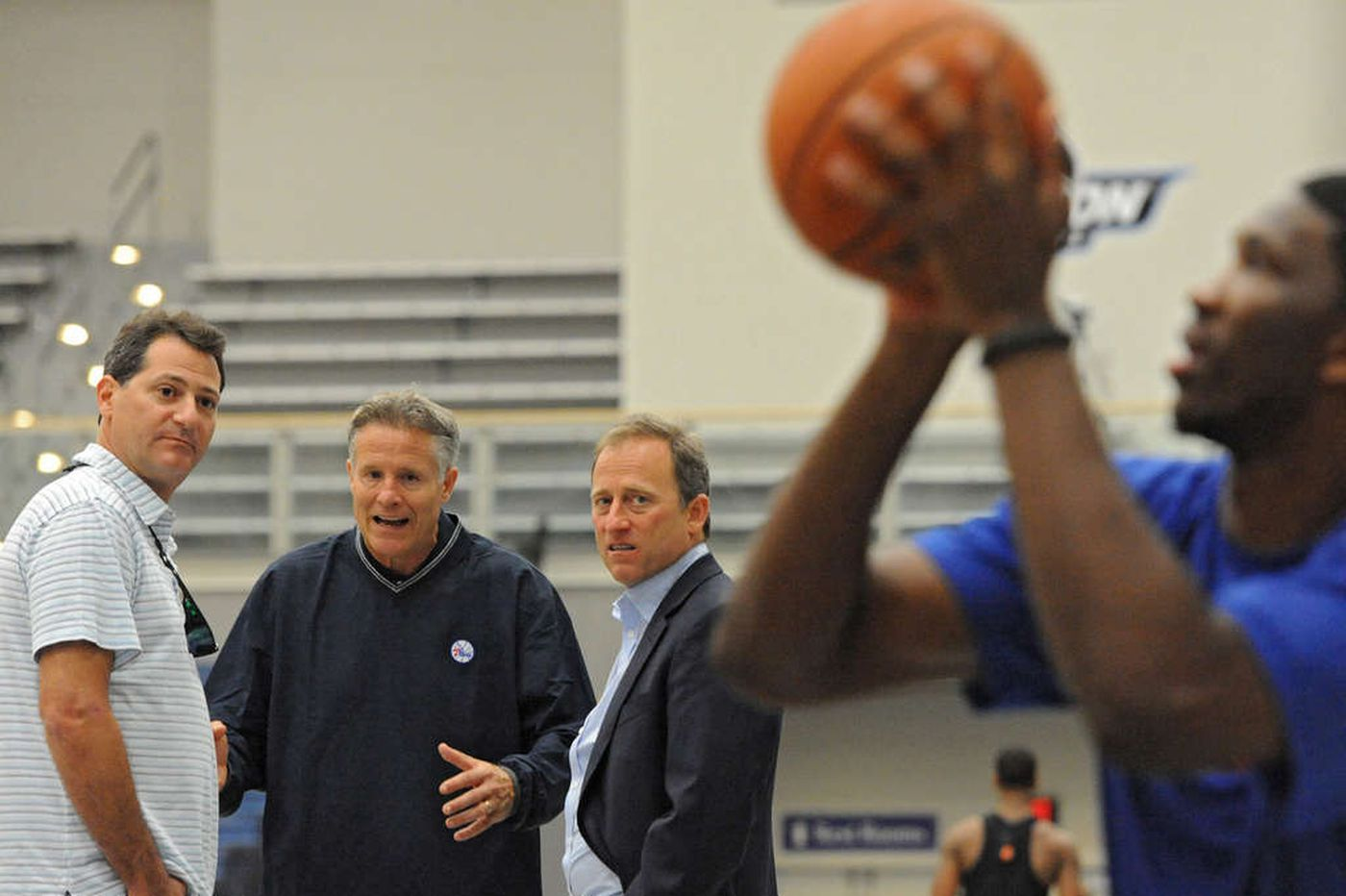Sixers players party with the owners, which fosters insubordination toward Brett Brown | Marcus Hayes