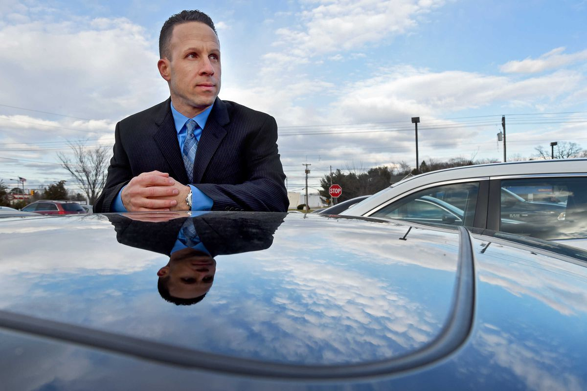 Legal fight sparked by N J  lawmaker's DUI arrest 5 years