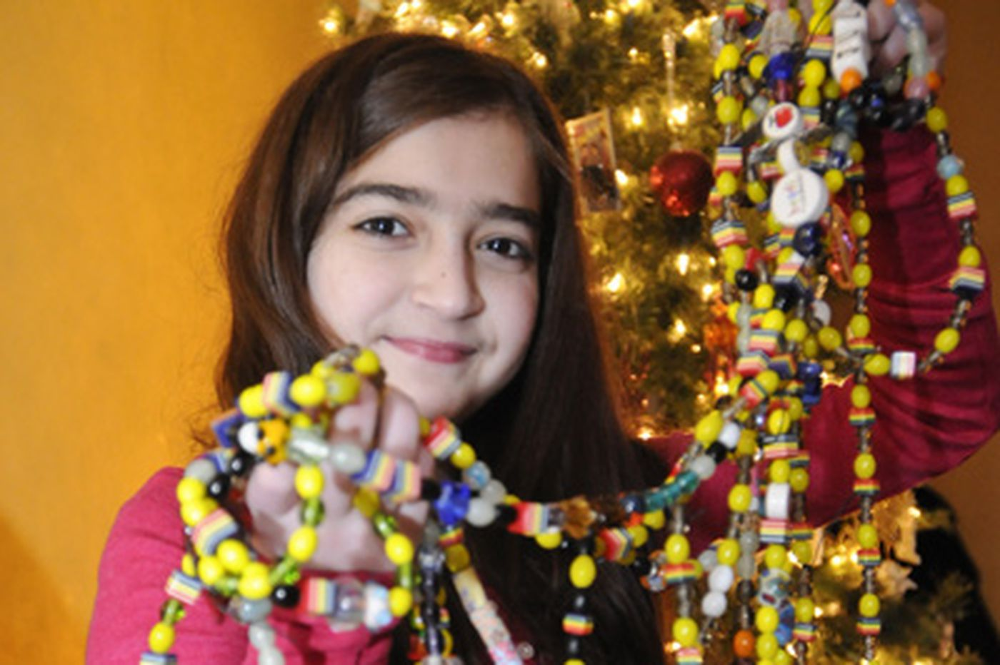 South Philadelphia girl is home for Christmas with a new heart