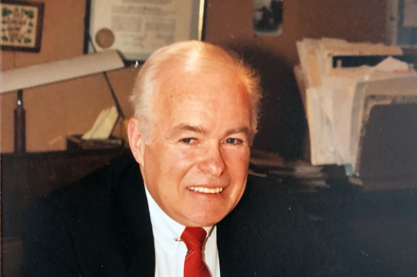 Daniel McGinley, longtime Philadelphia educator and union chief, dies at 88
