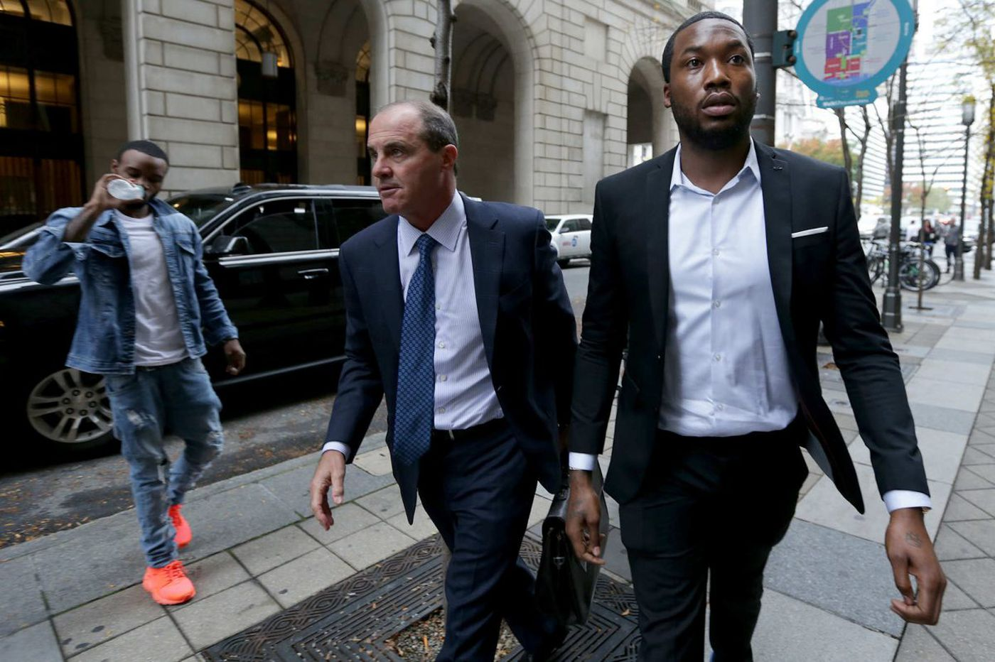 That Meek Mill bail hearing? Scheduled by mistake, court officials say