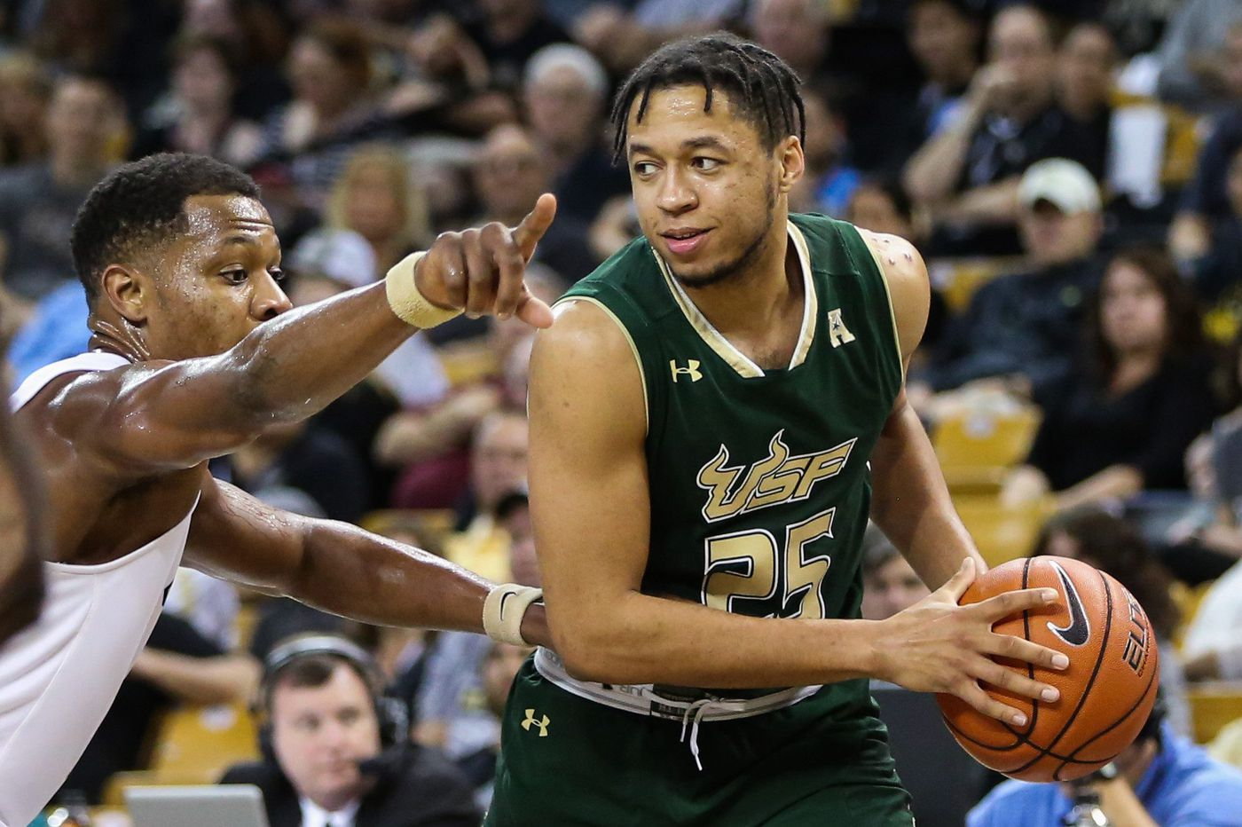St. Joseph's adds South Florida transfer Troy Holston, bolstering guard depth