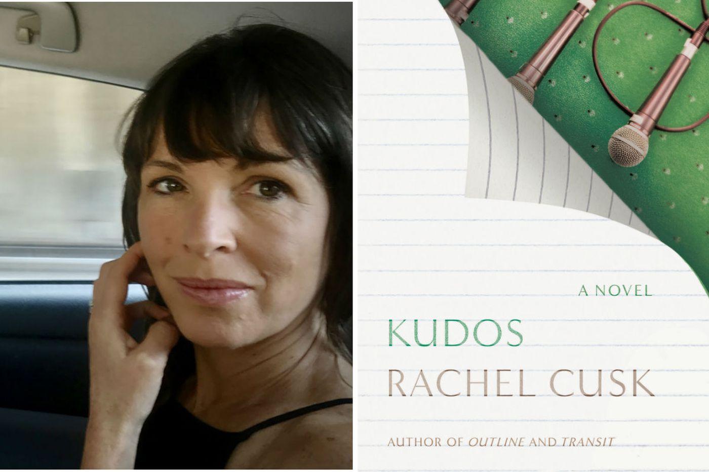 'Kudos' by Rachel Cusk deserves kudos indeed