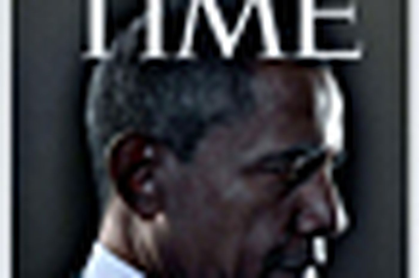 Sideshow: Obama joins Time's elite