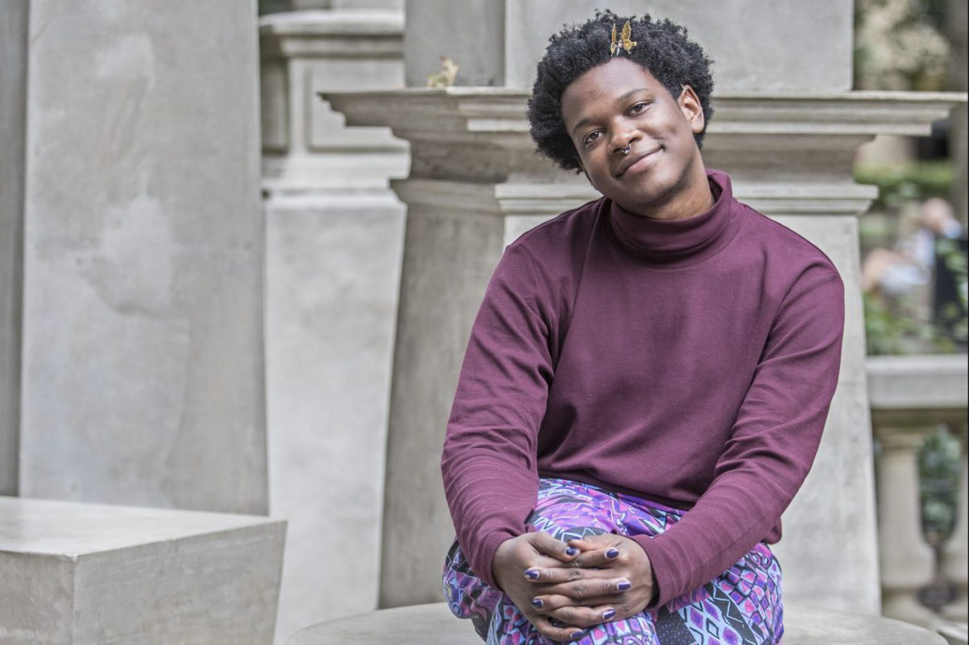 Shamir is Philly's terrifically talented music maker unbound by genre or gender