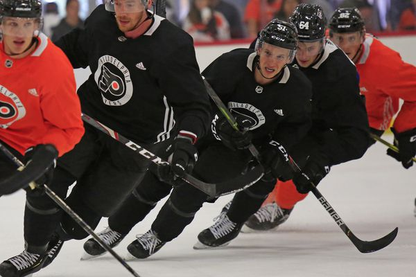 South Jersey's Kyle Criscuolo trying to beat long odds and earn roster spot with Flyers