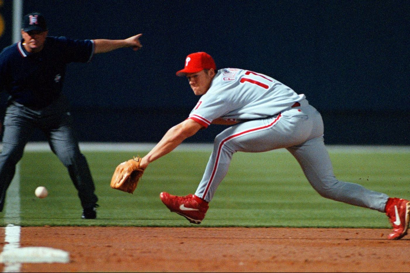 Former Phillies third baseman Scott Rolen takes job at Indiana