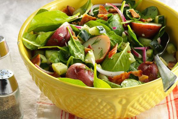 Romaine-free Thanksgiving salads to make after the E. coli outbreak