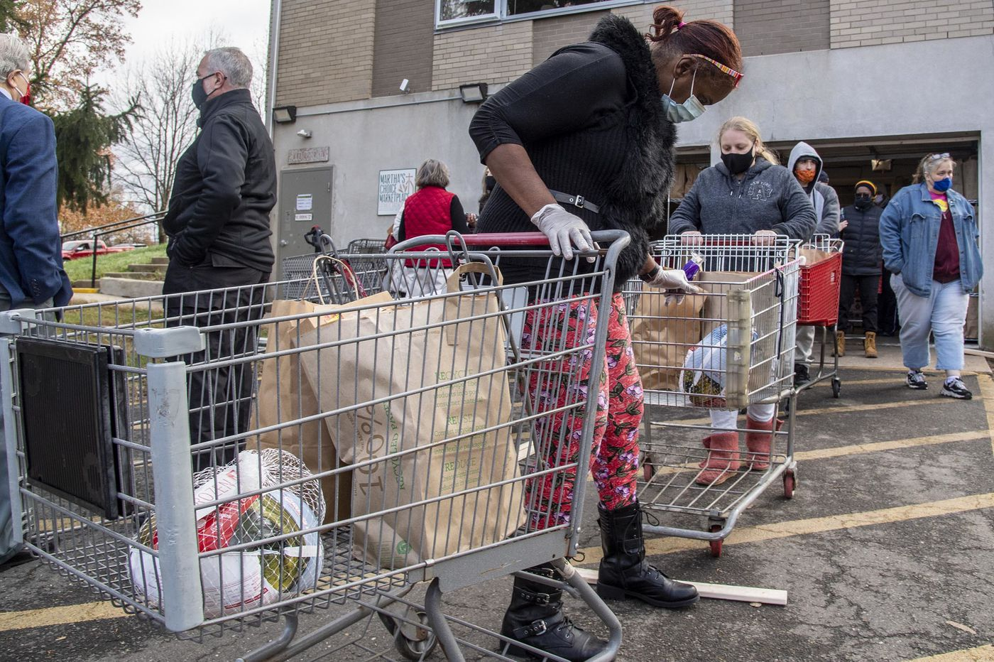 Half of American families say they fear a hungry holiday season