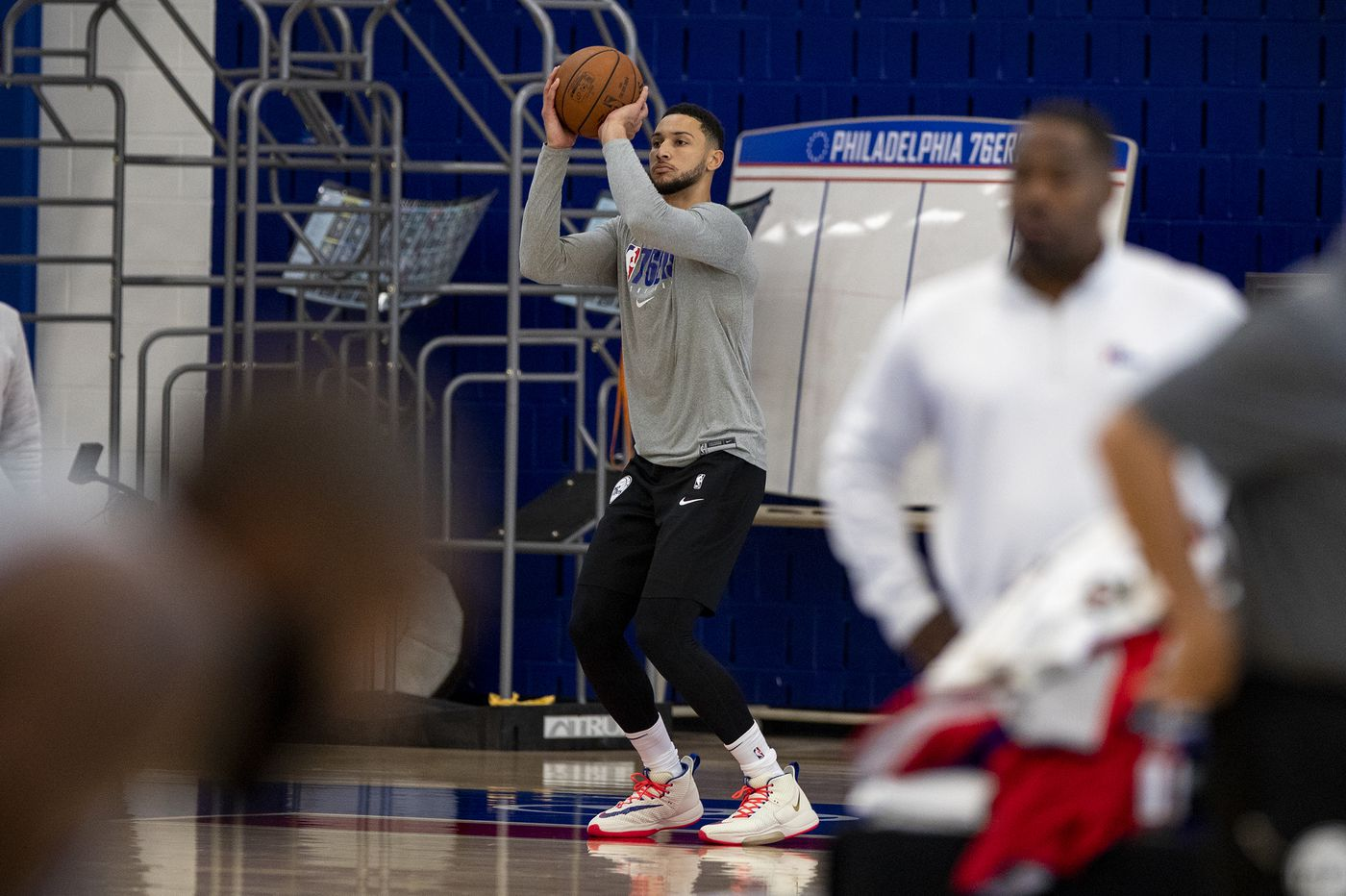 Sixers' Ben Simmons has plenty of game without shooting 3-pointers