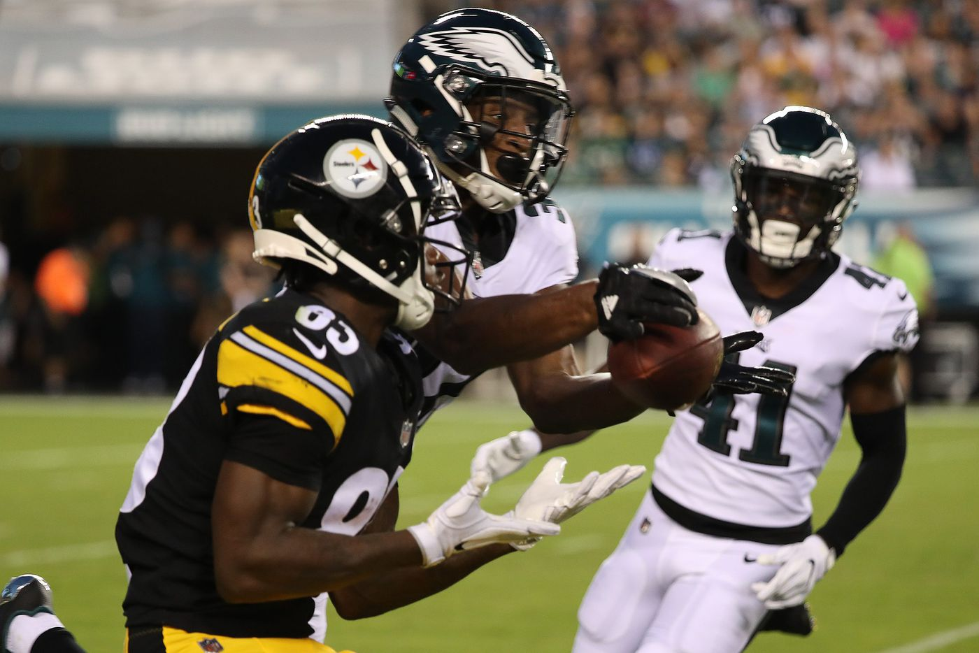 Eagles lose their preseason opener. So what? | Early Birds