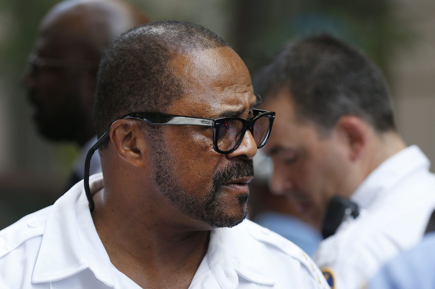 Philly Democrats revoke endorsement recommendation for Sheriff Jewell Williams