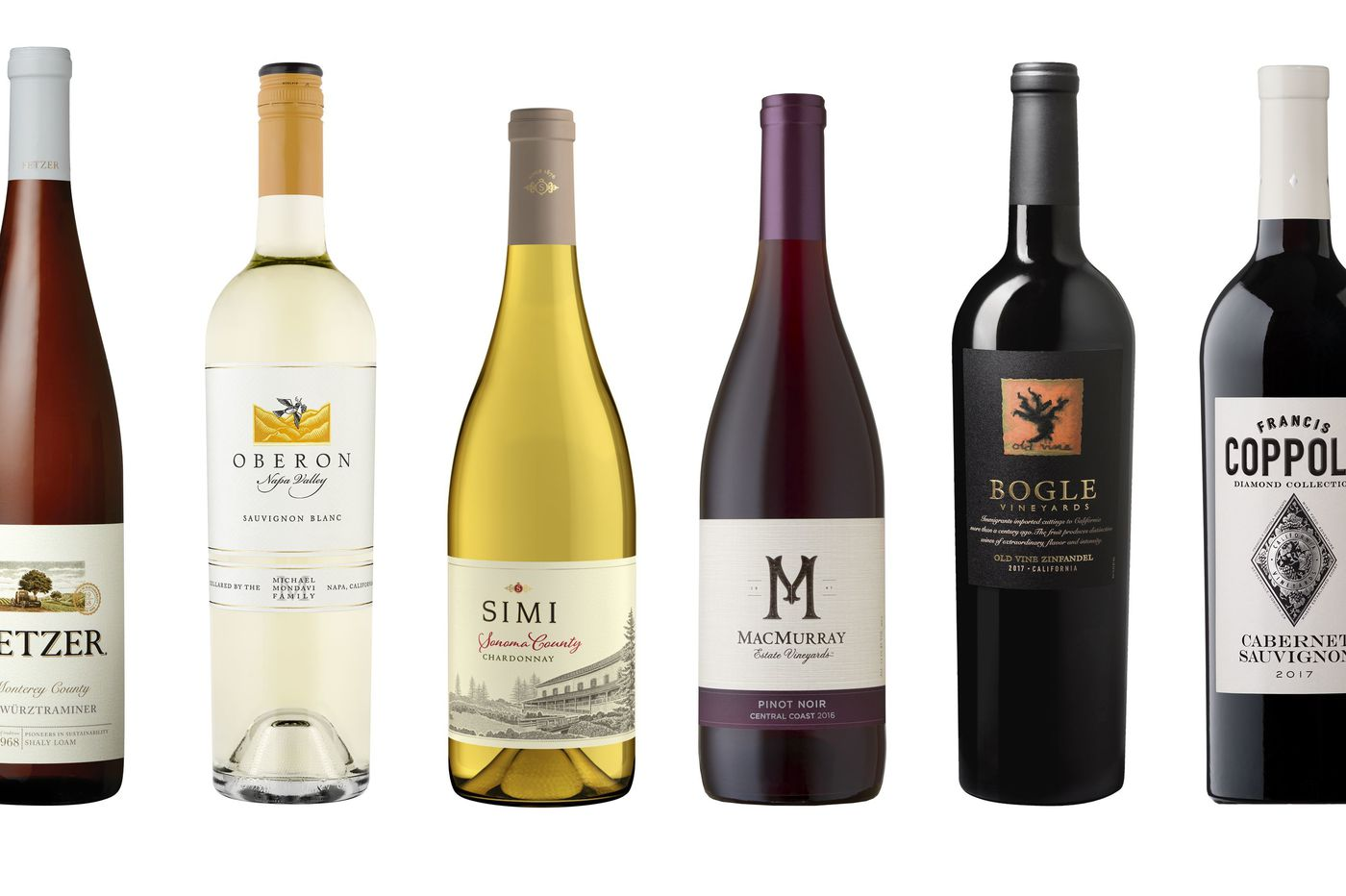 Raise a glass on Memorial Day with these American wines