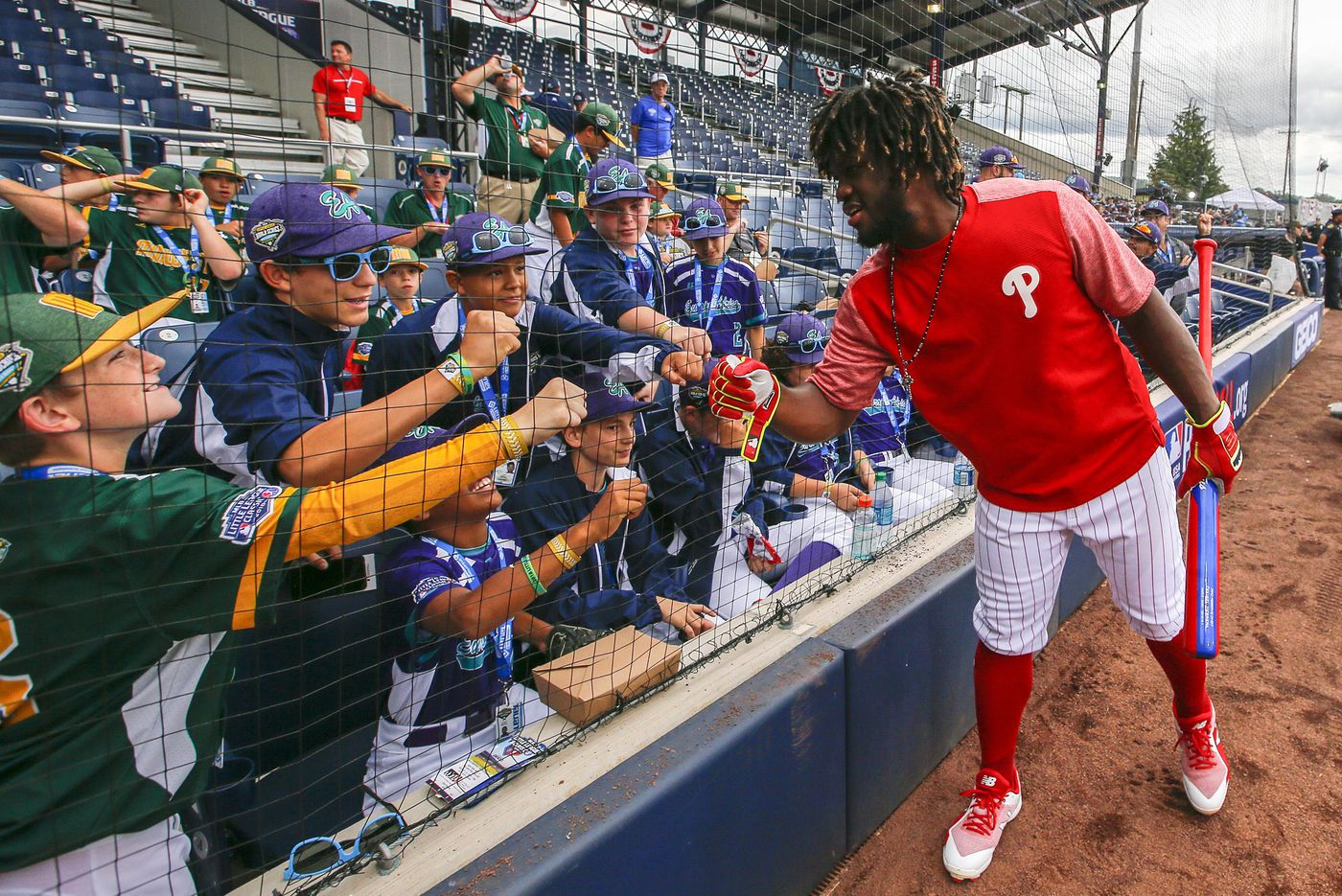 Odubel Herrera, mired in slump, dropped to eighth in Phillies' batting order