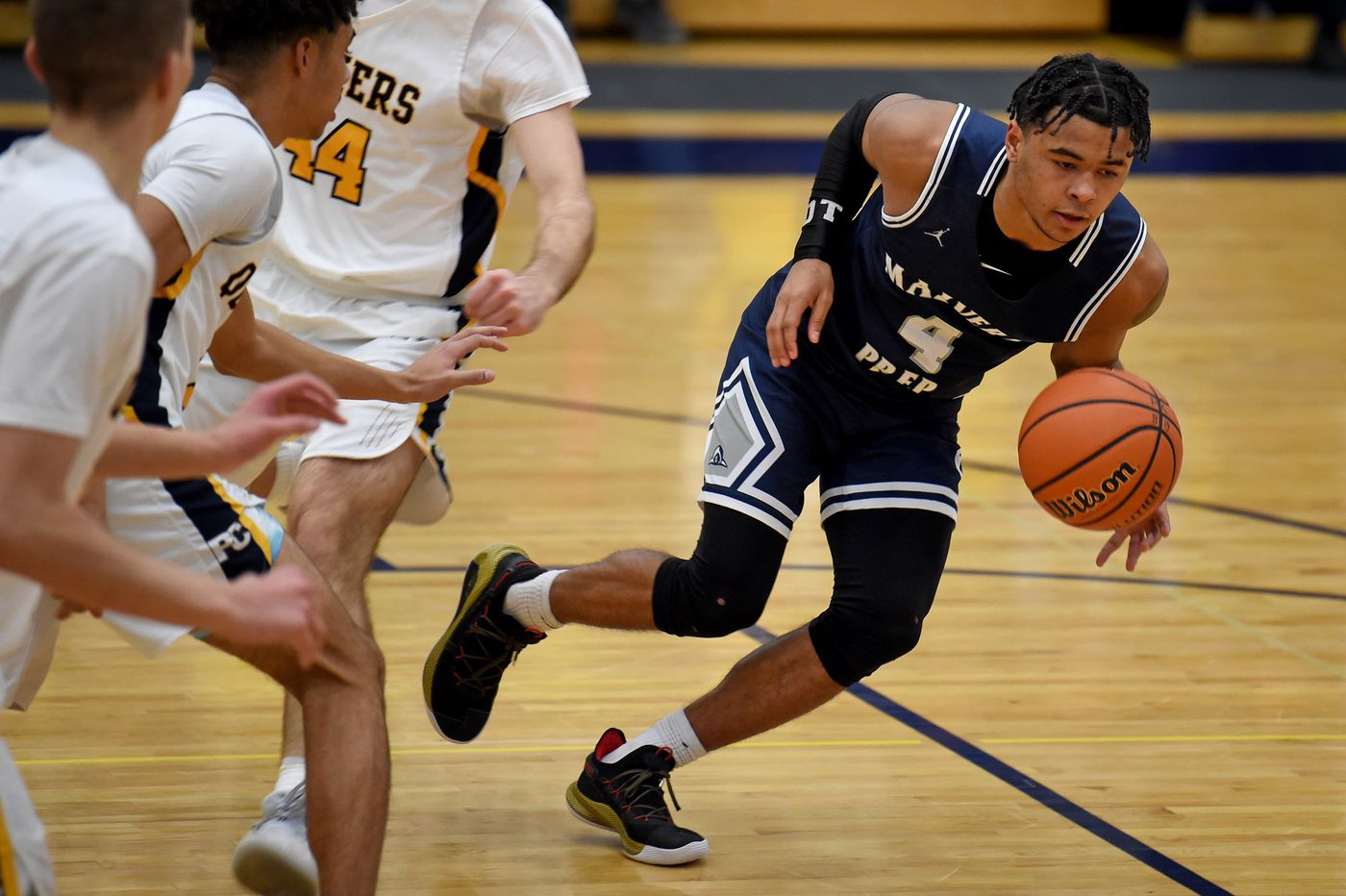 Deuce Turner finds other ways to lead Malvern Prep to victory