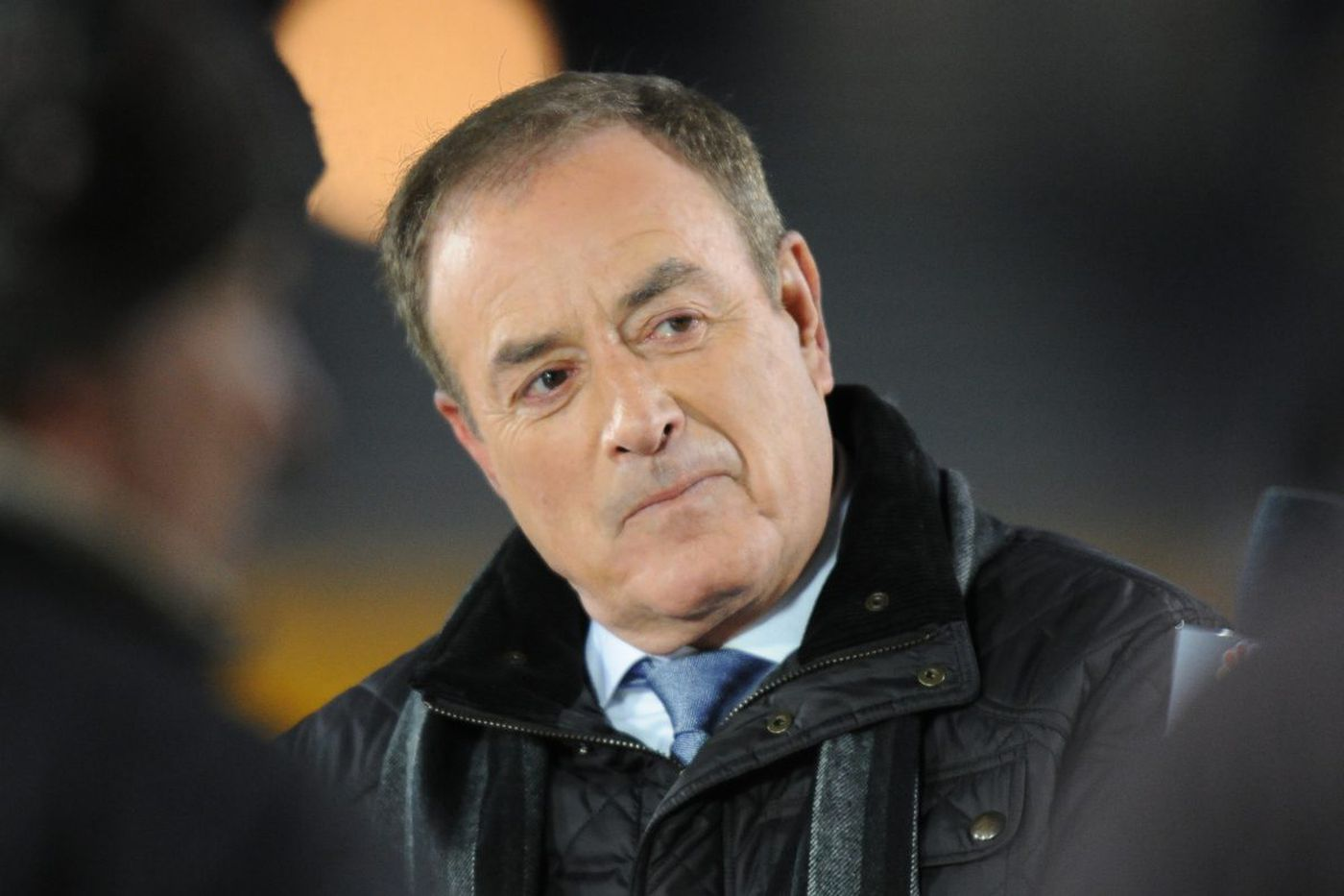 NBC's Al Michaels apologizes for comparing the Giants to Harvey Weinstein
