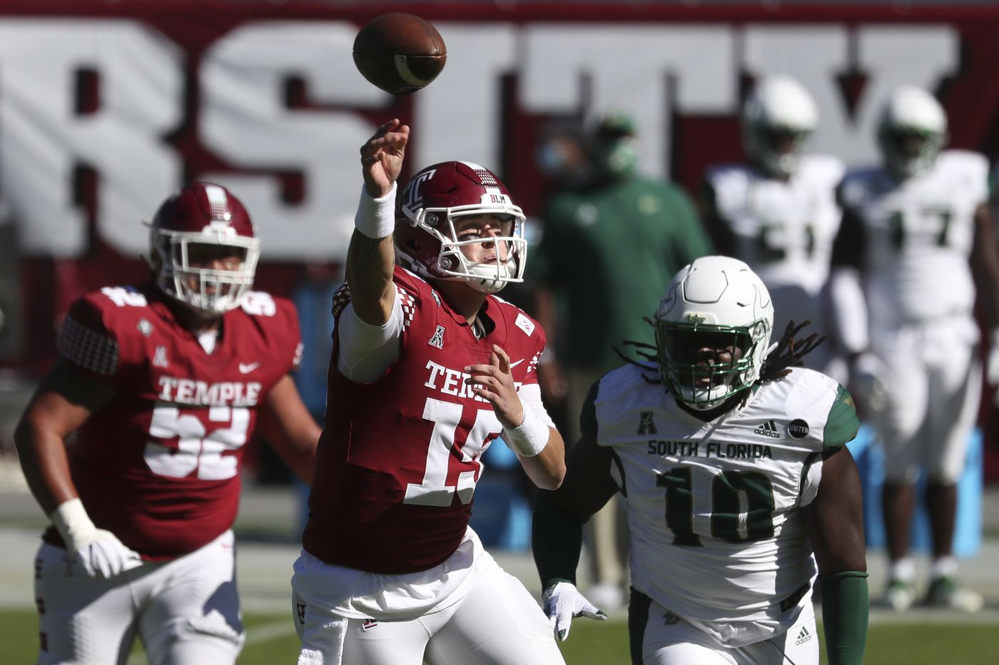 Observations from Temple's 39-37 win over South Florida